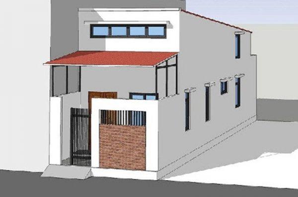 xây nhà cấp 4 giá bao nhiêu 1m2