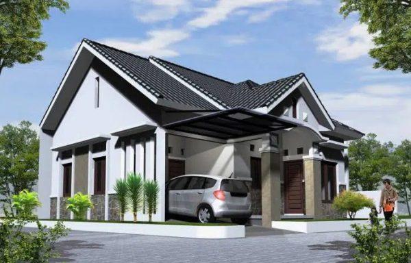 Mẫu thiết kế nhà cấp 4 mái Thái