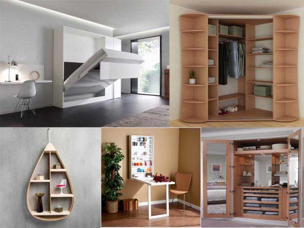 Xu hướng thiết kế nhà cấp 4 là sử dụng nội thất thông minh