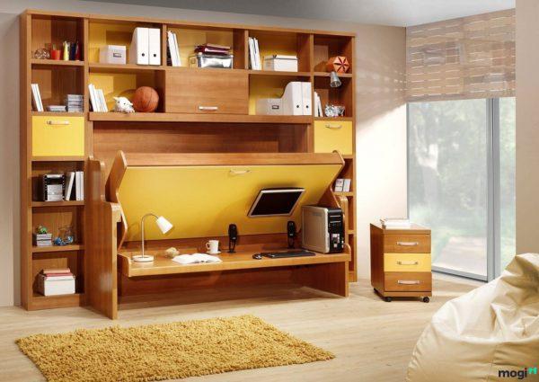 tính đồng nhất của nội thất trong nhà