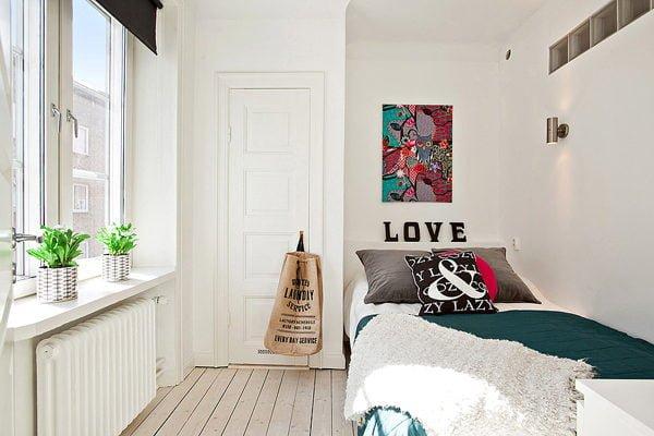 màu trắng được nhiều người yêu thích trong thiết kế nội thất