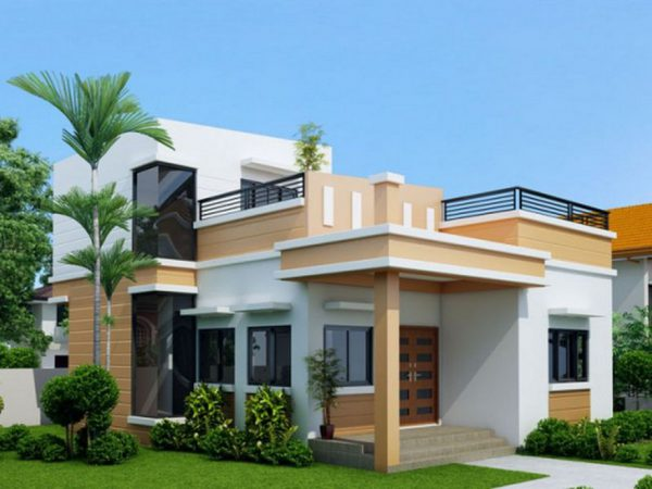 mẫu thiết kế nhà hiện đại và tiện nghi