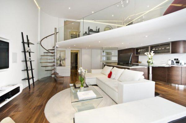 Thiết kế nhà hiện đại nhưng vẫn đảm bảo tính sang trọng