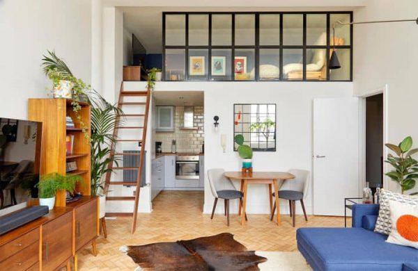 Thiết kế nội thất phù hợp với không gian sống