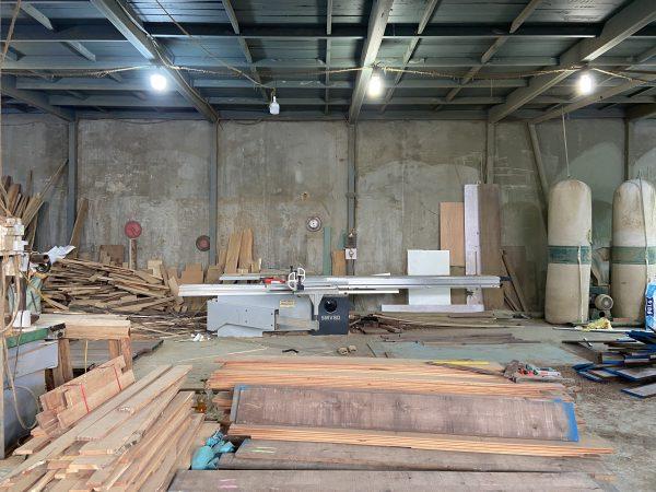 xưởng sản xuất đồ gỗ của WEDO