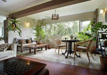 Phong cách eco trong nội thất
