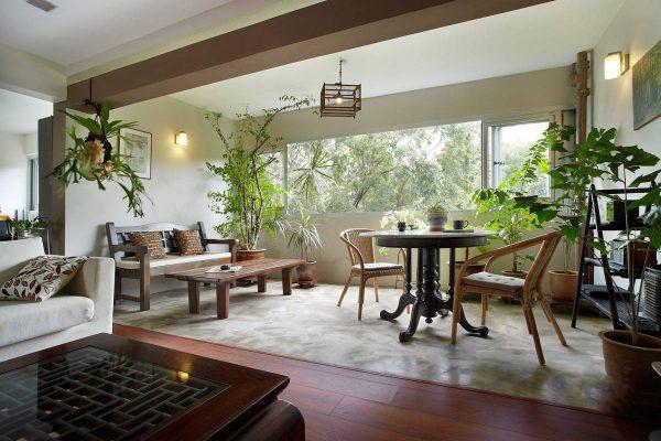 Phong cách sinh thái trong nội thất
