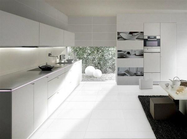 chọn mẫu gạch cho phòng bếp