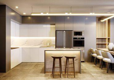 nội thất nhả bếp cho không gian sống hiện đại