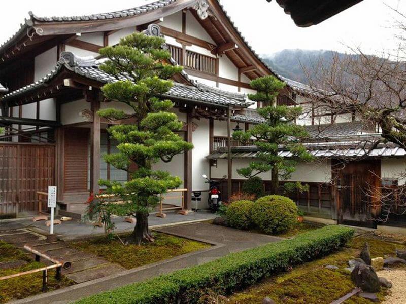 biệt thự sân vườn kiểu Nhật 0