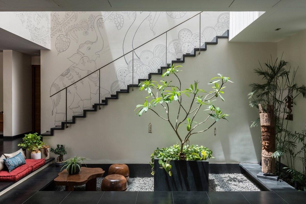 Tiểu cảnh vườn cây là mẫu thiết kế được nhiều người lựa chọn nhất