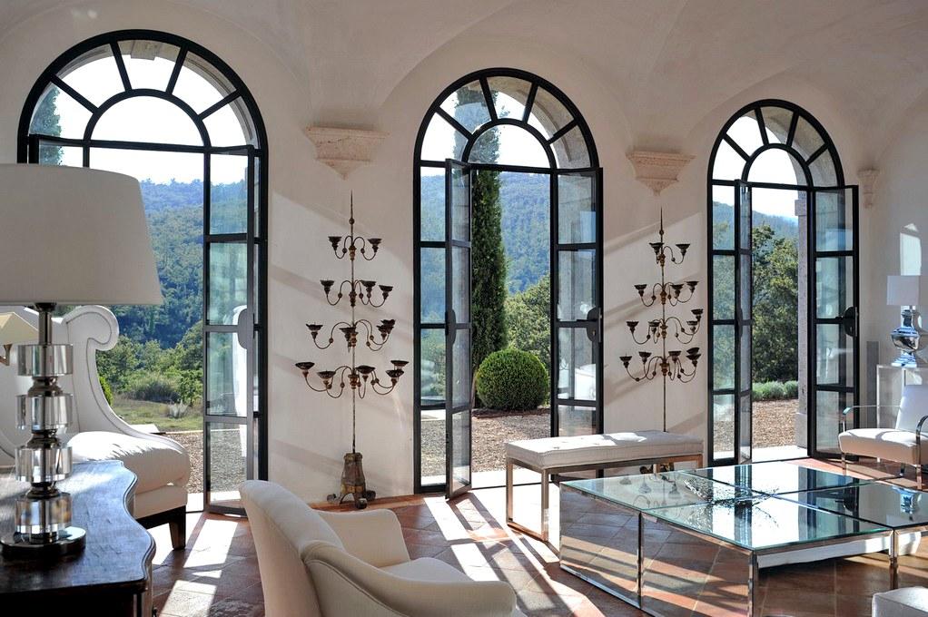 nội thất biệt thự phong cách Ý