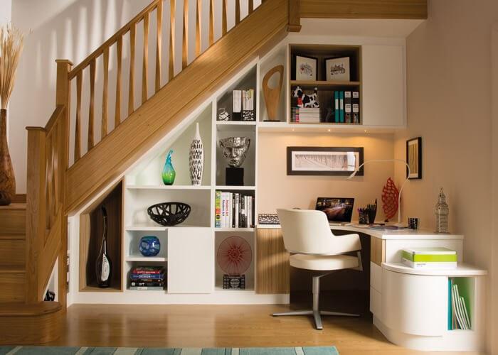 thiết kế cầu thang cho nhà nhỏ07