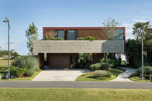 Thiết kế không gian xanh mướt mắt cho biệt thự nghỉ dưỡng