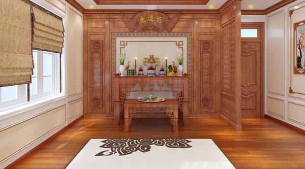 Chất liệu gỗ thể hiện đẳng cấp