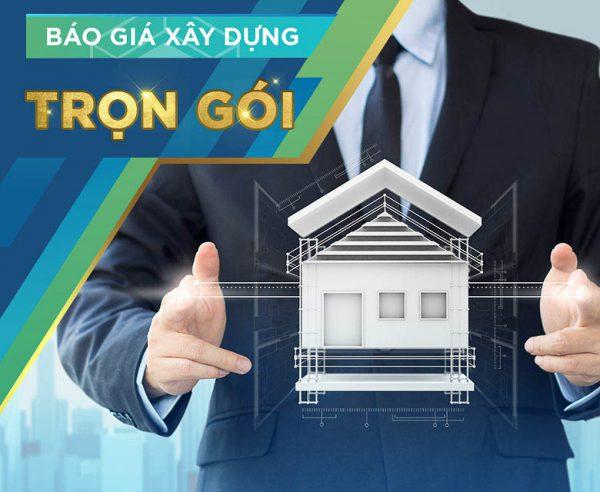 Báo giá xây dựn năm 2021