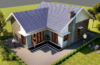 Xu hướng lựa chọn mẫu nhà mái thái