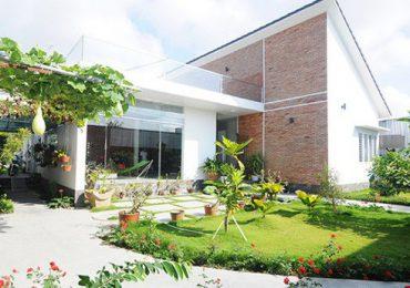 thiết kế nhà vườn đẹp ấn tượng