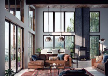 mẫu thiết kế phòng khách số 11