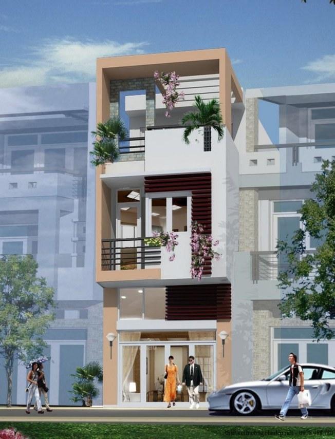 Mỗi đơn vị thi công thì lại sẽ có những cách tính chi phí xây nhà 3 tầng khác nhau