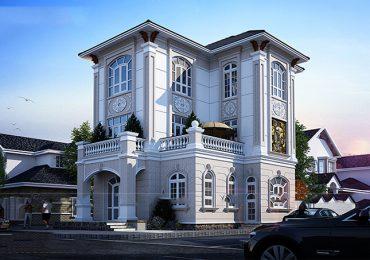thiết kế biệt thự cao tầng sẽ giúp bạn tận dụng tốt hơn các yếu tố về không gian, ánh sáng tự nhiên