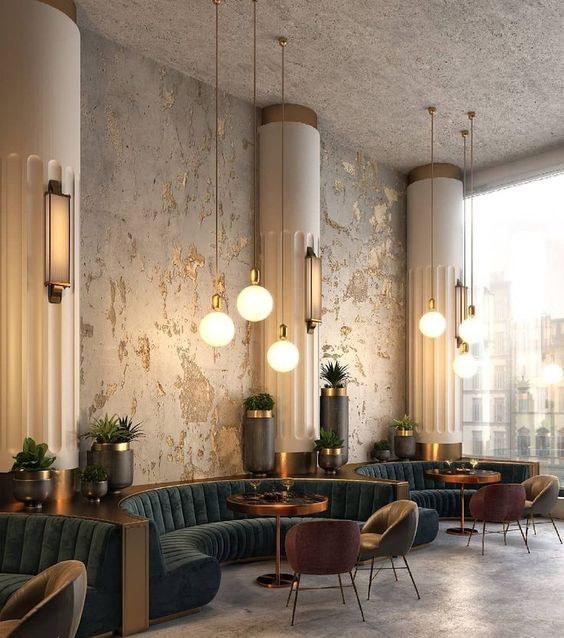 Nội thất quán cafe sử dụng sao cho phù hợp với phong cách