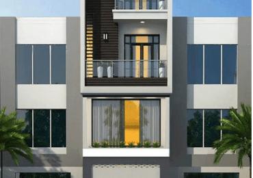 Thiết kế nhà 4 tầng 5x10m