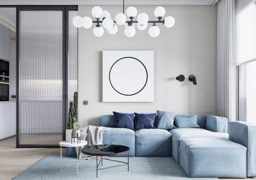 Tips trang trí phòng khách nhỏ