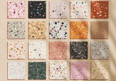 Khả năng tùy biến đa dạng của vật liệu terrazzo