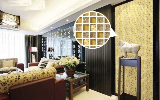 Ứng dụng cho thiết kế phòng khách
