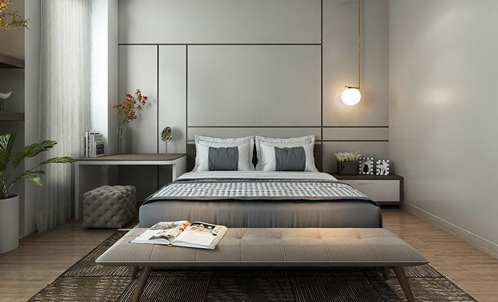 Thiết kế phòng ngủ dành cho bố mẹ