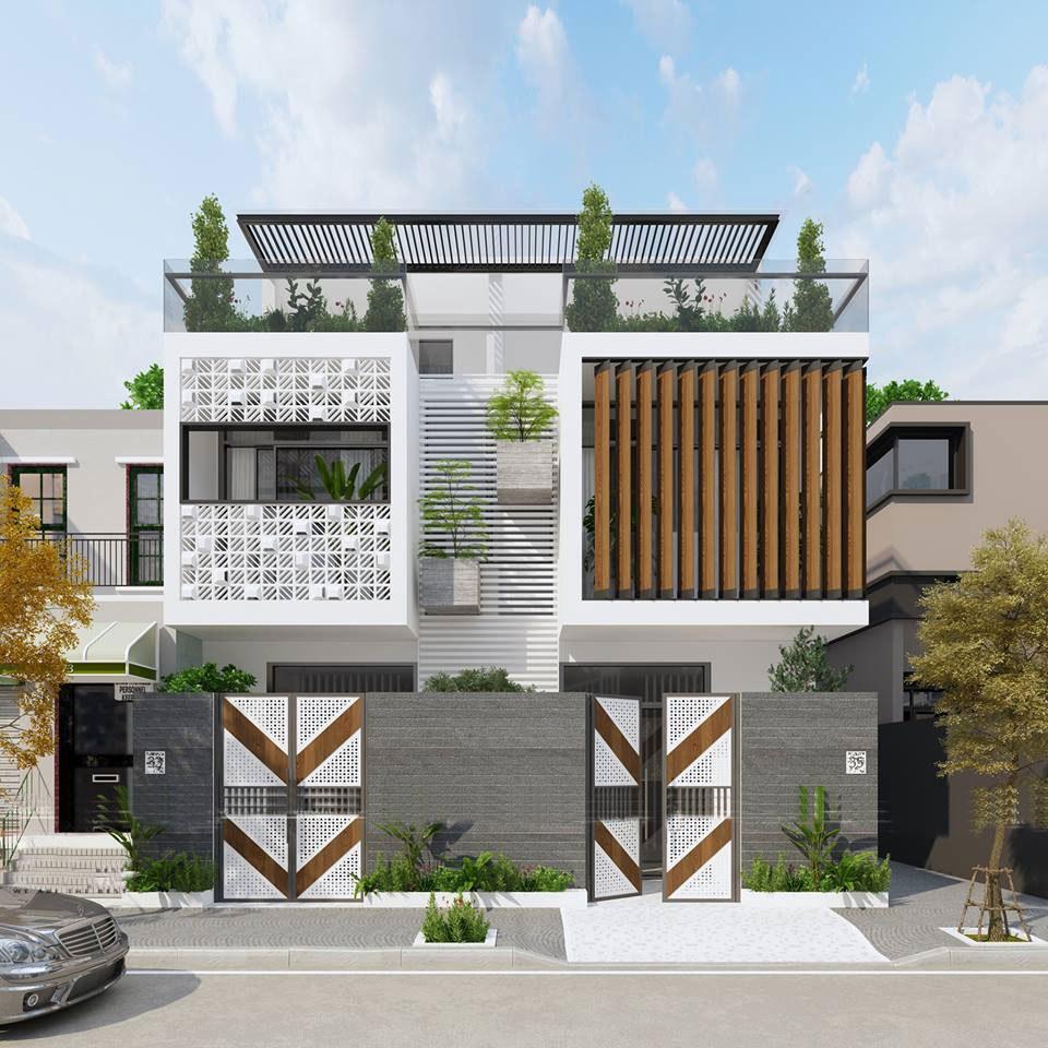 Thiết kế nhà với không gian thoáng mở hợp xu hướng