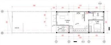 mẫu nhà ống 2 tầng 5x12m