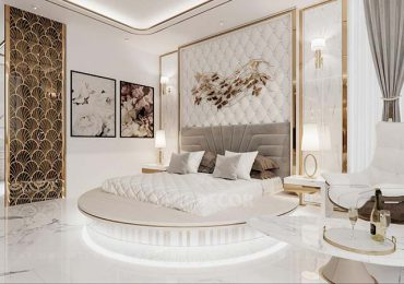 Thiết kế phòng ngủ 40m2 hiện đại